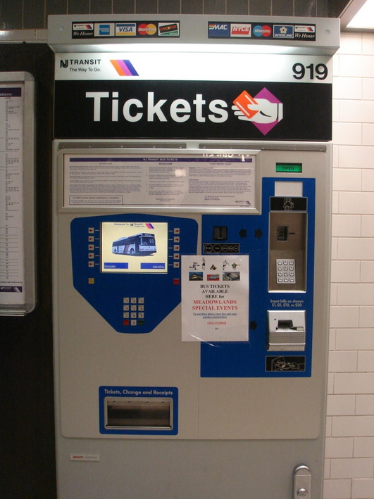 Ticketmachine