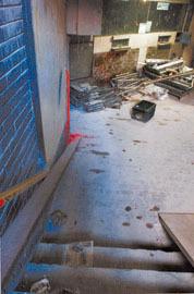Subwaydownstair